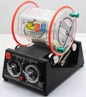 Mini Tumbler Rotary Tumbler Jewelry Polisher finisher w/ Free Polishing Bead 220V