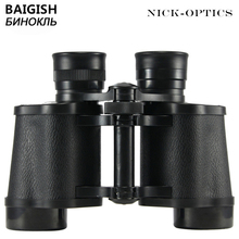 Baigish Russo Binocolo 8x30 Professionale Telescopio Militare di Visione Notturna Lll Hd Binocolo Per La Caccia Viaggi Portata Fmc Obiettivo