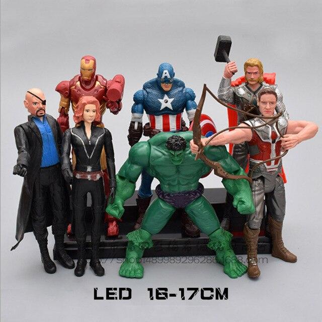 Vingadores Endgame 4 Infinity Gauntlet Cosplay Homem De Ferro Luvas de Látex Braços Thanos Maravilha Hulk Supe rhero Arma brinquedos figuras de ação