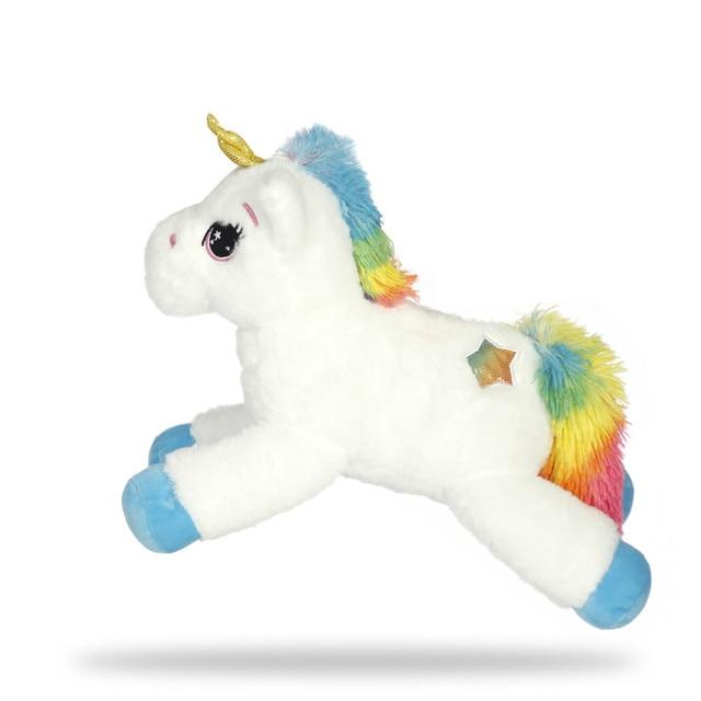 40cm LED Light Unicorn Toys