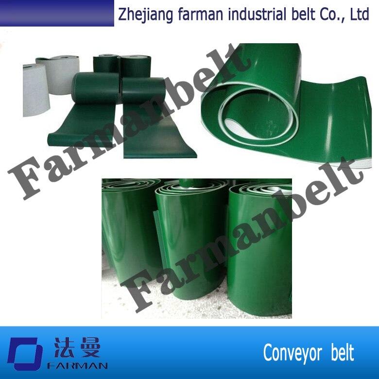2017 Farman New Conveyor Belt Pvc Conveyor Belt Industrial Belt farman pvc conveyor belt thickness 1 5mm color green