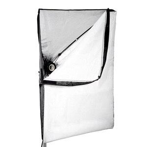 Image 5 - 50*70 سنتيمتر التصوير استوديو السلكية سوفتبوكس مصباح حامل مع E27 المقبس ل استوديو الإضاءة المستمرة Fotografie اكسسوارات