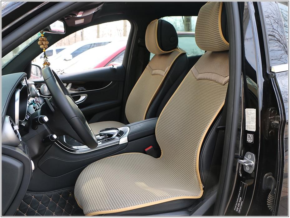 3D Air mesh car front seat cushion (71)