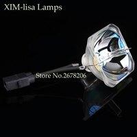 Бесплатная доставка 10 шт./лот ELPL54 лампы проектора/лампа для Epson EB S7 + EB S72 EB S82 EB X7 EB X72 EB X8E EB W7 EB W8