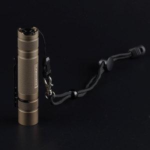 Image 2 - Lampe de poche desert tan S2 +, avec led XPL HI à lintérieur et verre revêtu dar, micrologiciel biscotti