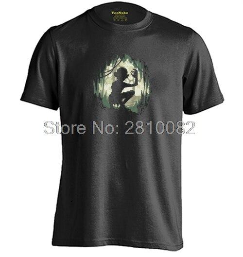 My Precious Gollum LOTR The Ring Mens & Womens fashion style o-neck T shirt