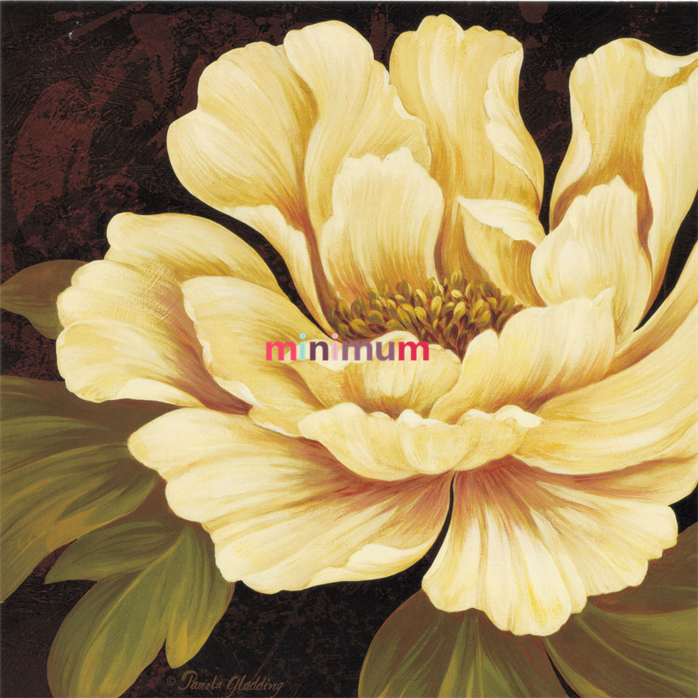 DIY handwork multi color kinds of flowers peony diamond cross stich ...