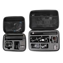 Draagbare Carry Opbergtas Beschermhoes Doos Handtas Voor DJI OSMO Action GoPro Hero 8 7 6 5 4 YI 4K Sjcam Camera Accessoires