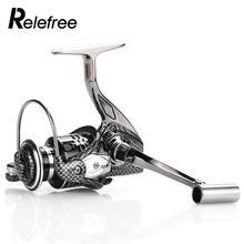 Practical Spinning Wheel Fishing Reel Loading Wheel Portable Durable Metal Multi Style Metal Rocker Spool Gear Baat
