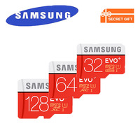 SAMSUNG Micro SD Card 64GB 32GB 100Mb S Memory Card Flash TF Class10 U3 U1 Microsd