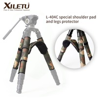 XILETU L404C shoulder pad of professional tripod and legs warmers L404C S