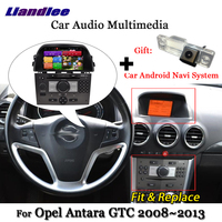 Liandlee для Opel Antara GTC 2008 ~ 2013 Android Системы Радио Стерео Carplay Камера BT gps Map Navi навигация Экран мультимедиа