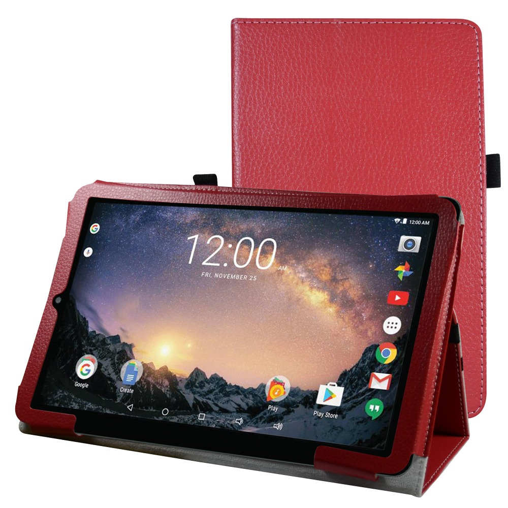 New Folio Stand Cover Flip PU Leather Shockproof Case For 11.5 RCA 11 Galileo Pro RCT6513W87DK Tablet 2016