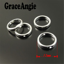 wholesale  Silver Tone Round Frame Bead Alloy Jewelry Findings fine jewelry making 33468