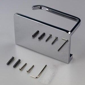 Image 2 - Держатель для туалетной бумаги, из цинкового сплава и латуни
