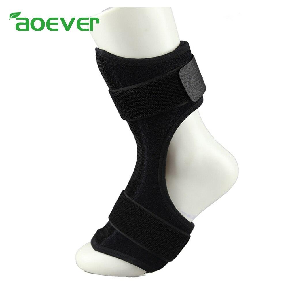 Supporto professionale per ortesi per piede supporto per supporto per frattura alla caviglia cura delle lesioni supporto per tutore corsa emiplegia supporto per riabilitazione