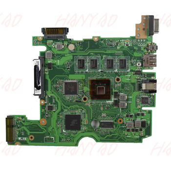 For ASUS X101CH laptop motherboard DDR3