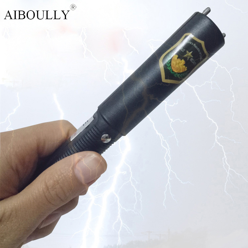 100 Safe creative Funny Promotion Fancy Shocking Electric rod model toys Shock Joke Prank Trick Fun