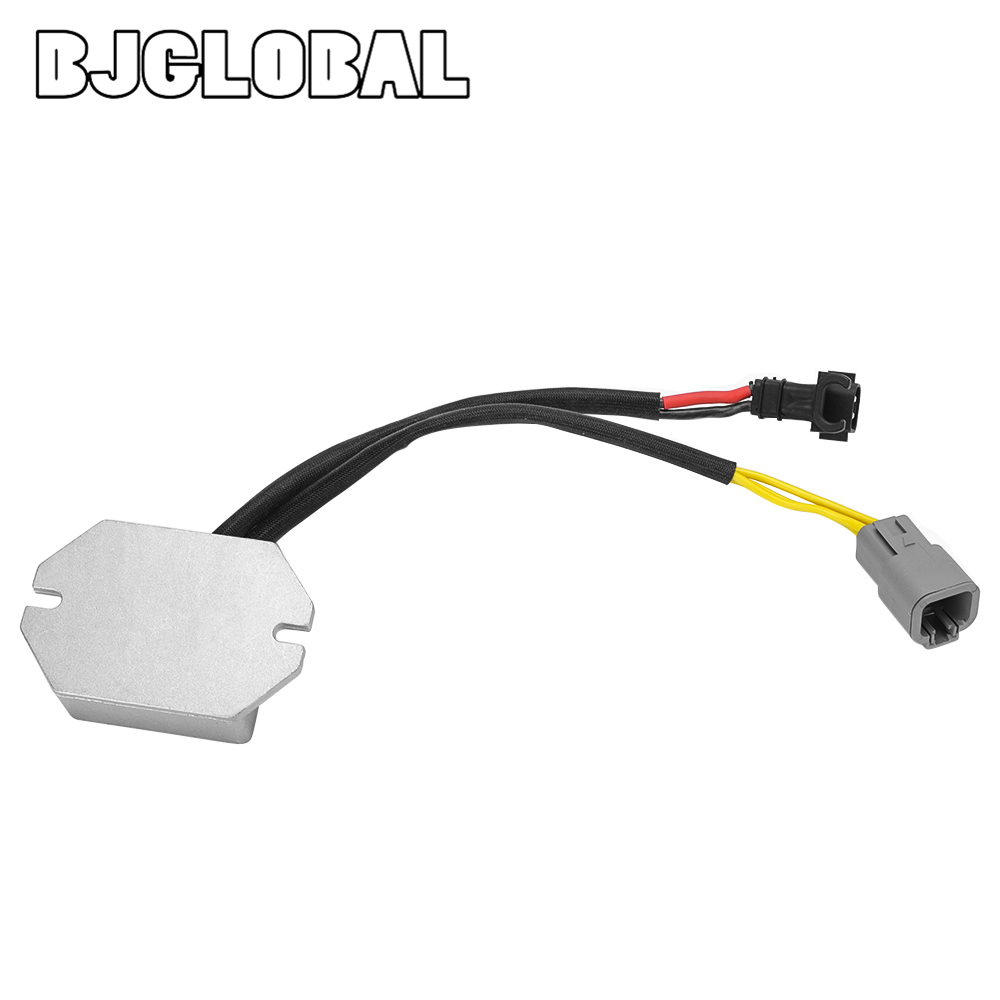 BJGLOBAL Motorcycle Regulator Rectifiers for <font><b>Buell</b></font> 1125R 2008-2010 For <font><b>Buell</b></font> <font><b>1125</b></font> CR 2009-2010 image