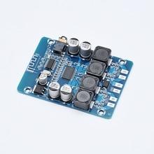 XH M314 TPA3118 2x45W 12 28V DC Stereo ses Bluetooth dijital güç amplifikatörü kurulu amplificador amplifikatörler