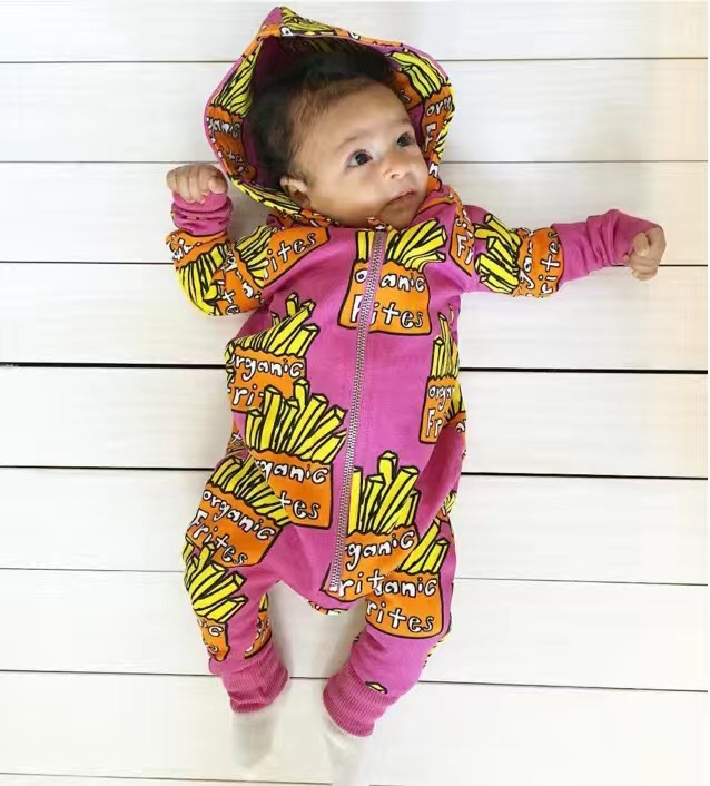 BOBO Choses Full Pattern New Born Baby Clothes New Baby Romper   Jumpsuits Infant Clothes Boy Girls Brand Romper KIKIKIDS tiny cottons baby romper new born baby gift clothes infant summer rompers brand bobo choses kids clothes jumpsuits free shiiping