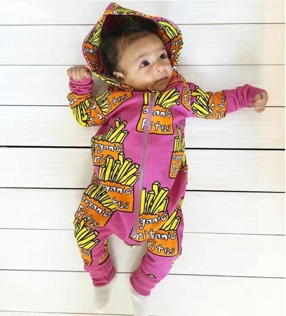 BOBO Choses Otoño Invierno Recién Nacido Ropa de Bebé Nueva KIKIKIDS NUNUNU Bebé Mameluco Mameluco Infantil Ropa de Niños/Niñas Ropa