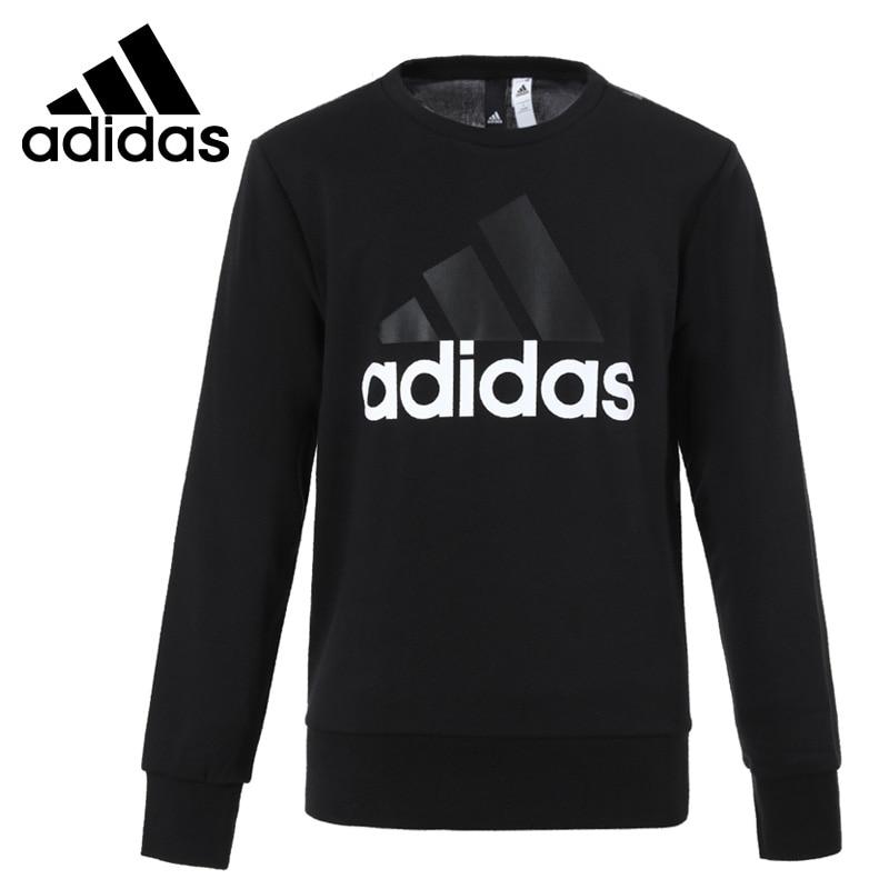 Original New Arrival 2017 Adidas ESS LINAOP CREW Men's Pullover Jerseys Sportswear original new arrival 2017 converse men s pullover jerseys sportswear