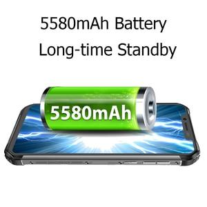 Image 4 - Blackview BV9600 Pro Originele IP68 Waterdichte Robuuste Smartphone 6GB 128GB Android 8.1 19:9 FHD AMOLED 4G outdoor Mobiele Telefoon