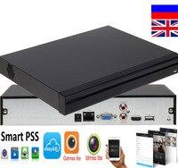 DH мини nvr NVR2104HS P S2 NVR2108HS 8P S2 4CH и NVR2108HS S2 8CH 1080 P максимальная поддержка 6Mp разрешение сетевой видеорегистратор