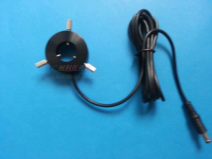 Inner diameter 20mm detection light source machine vision light source LED ring light source.