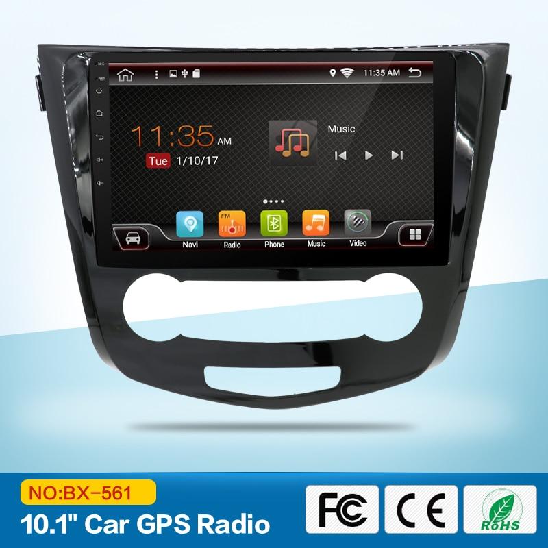 Android 6.0 Car DVD Multimedeia para Nissan Qashqai X-Trail 2016 con - Electrónica del Automóvil