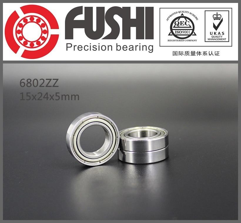 6806ZZ 30x42x7 Shielded 30mm//42mm//7mm 6806Z Deep Groove Radial Ball Bearings