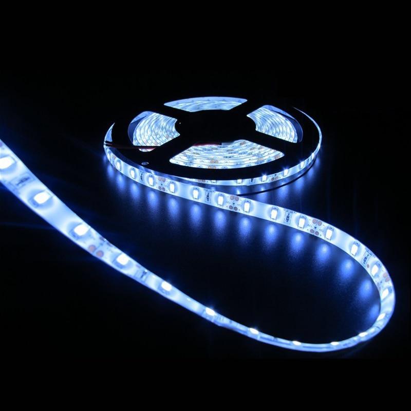 100m High Power RGB/White 5630 SMD LED Ribbon Tape Led Rope Light 5M DC12V LED Tape Non waterproof White flexible led strip