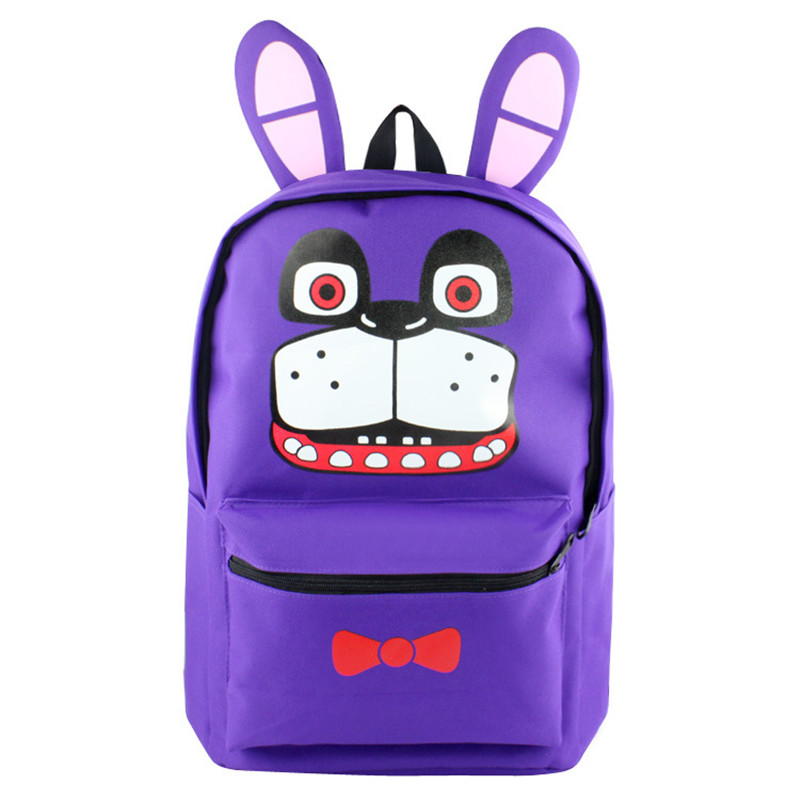 Five Nights at Freddys Backpack Boys Girls School Bags Children Backpack For Teenagers Kids Schoolbags Mochila Daily Backpack