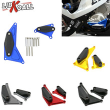 Motorcycle CNC Aluminum Engine Stator Cover Case Slider Protector Frame Guard for BMW S1000RR S1000R HP4 S1000XR 2009-2016