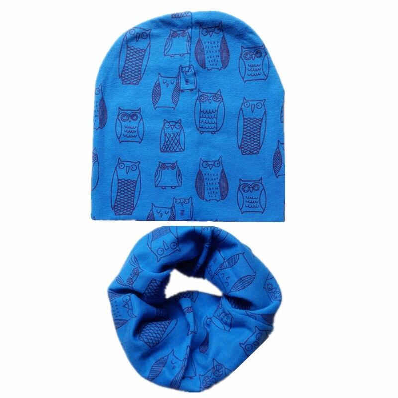 New Love Solid Style Crochet Children Hat Scarf Sets Autumn Winter Girls Boys Caps Baby Kids Hat Scarf Set Child Caps Baby Hats
