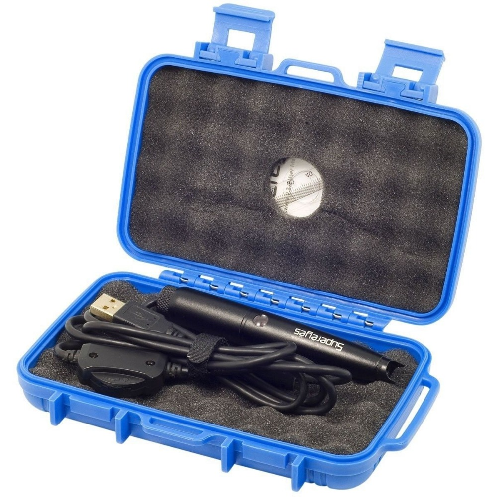 1PCS B008 500X USB Portable 5.0 MP Digital Microscope Magnifier PCB Inspect - 5