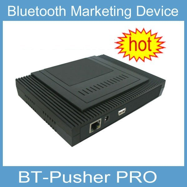 BT-Pusher Bluetooth Advertising Devices with 4800maH battery(Free Marketing system)