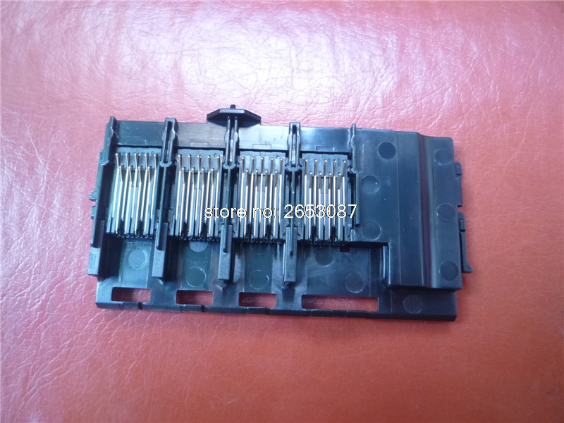 New and original CSIC Ink Chip Board Chip Contact For Epson 7610 7620 7621 7110 7111 Ink Cartridge CSIC high quality original renew cartridge chip detection board for epson r290 r270 r390 t60 me1100 t50 chip contact plate