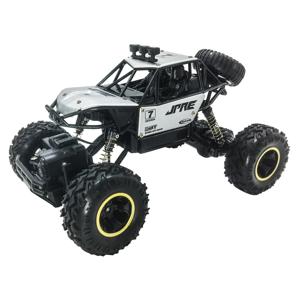 RC Car 1:16 Scale RCRC Car Off Road Vehicle 2.4G Radio Remote Control  Car Racing Alloy Climbing Bigfoot Four-wheel Drive RC Car 1:16 Scale RCRC Car Off Road Vehicle 2.4G Radio Remote Control  Car Racing Alloy Climbing Bigfoot Four-wheel Drive