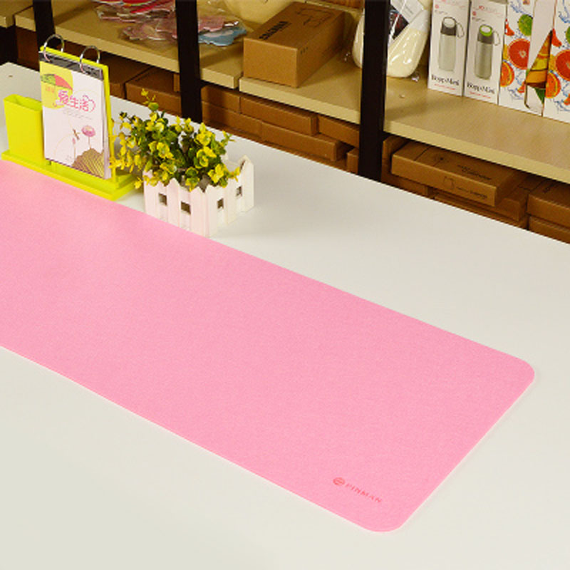 68*32CM/80x30CM Stationery Wrst Soft Felt Large Mouse Pad Desktop Mouse Pad Notes storage pad Keyboard Pad Practical Mouse Mat