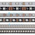 1m/4m/5m WS2812B 30/60/74/96/144 pixels/leds/m Smart led pixel strip Black/White PCB WS2812 IC,IP30/IP65/IP67 DC5V Free Shipping