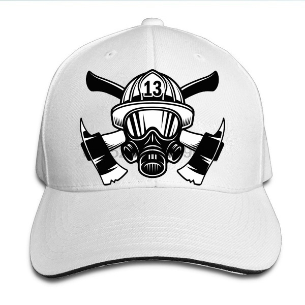 Devoted Firefighter Logo #23 Firefighting Rescue Axes Fireman Fighting Fire Helmet Hat Quality And Quantity Assured