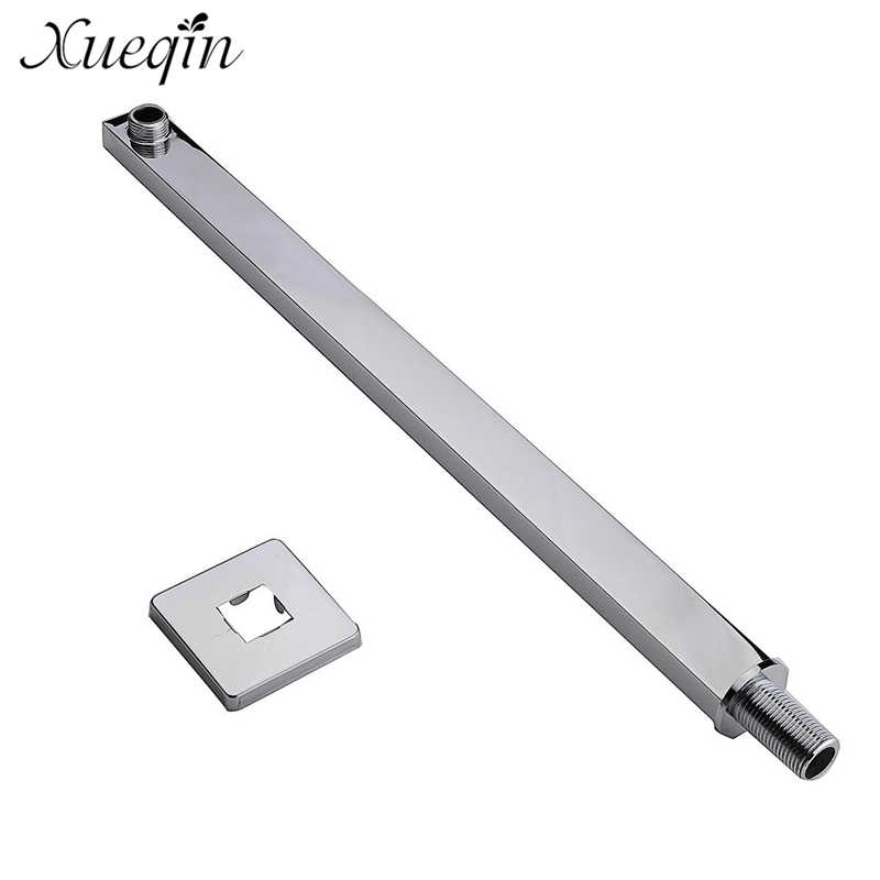 Exceptionnel 24inch Shower Arm Wall Mounted Square Copper Shower Extension Arm For  Rainfall Shower Head Shower Arms Bathroom Accessories In Shower Heads From  Home ...