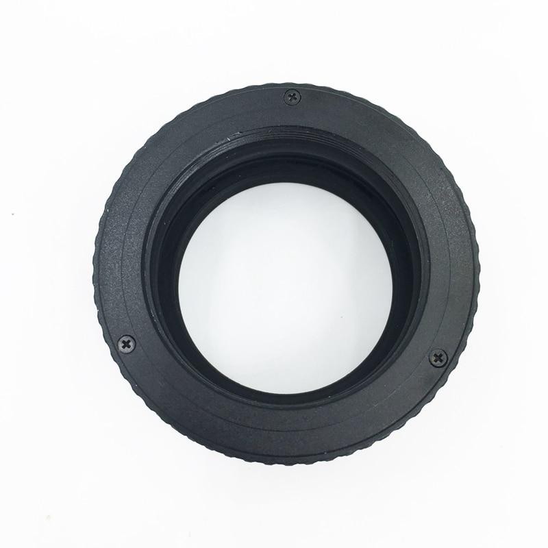 Image 3 - NEWYI M42 к M42 фокусировочное винтообразное кольцо адаптер 12 17 мм Макро Удлинитель камера объектив преобразователь переходное кольцо-in Адаптер объектива from Бытовая электроника