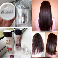 PURC Chocolate keratin 100ml set keratin hair straightening for hair care use at home hot sale PURE 11.11 2