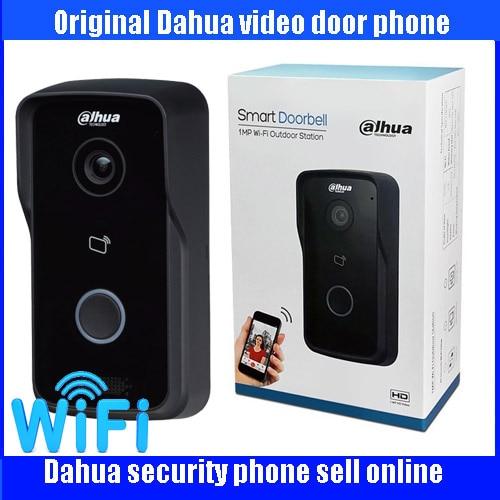 Original color box DAHUA VTO2111D-WP Video Intercom Doorbell 1MP Wi-Fi Villa Outdoor Station With Logo DH-VTO2111D-WP door phone задние стойки на ваз 2111