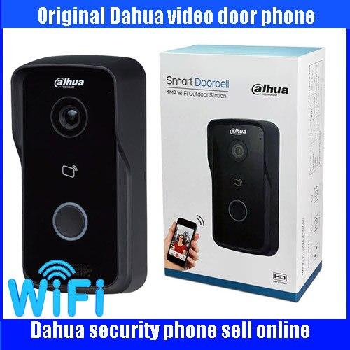 Original color box DAHUA VTO2111D-WP Video Intercom Doorbell 1MP Wi-Fi Villa Outdoor Station With Logo DH-VTO2111D-WP door phone аксессуары на ваз 2111