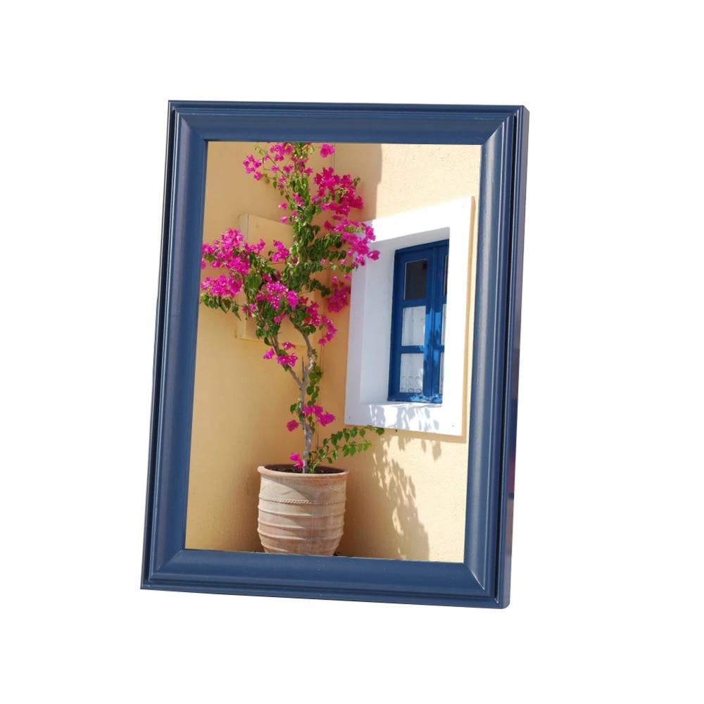 MiNi Wooden Picture Frames Blue Various Sizes Photo Frames Online ...