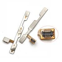 Neue Für ZTE Klinge A610 Plus/A2 plus Power Button Volume Key Flex Band Kabel Ersatz Teile
